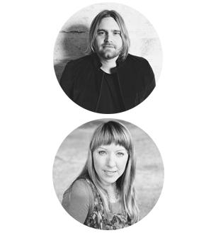 Jesus Culture Artists: Andrew & Mary Kat Ehrenzeller