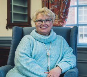 Kandi Puder pursued an online nursing program at Regent University.