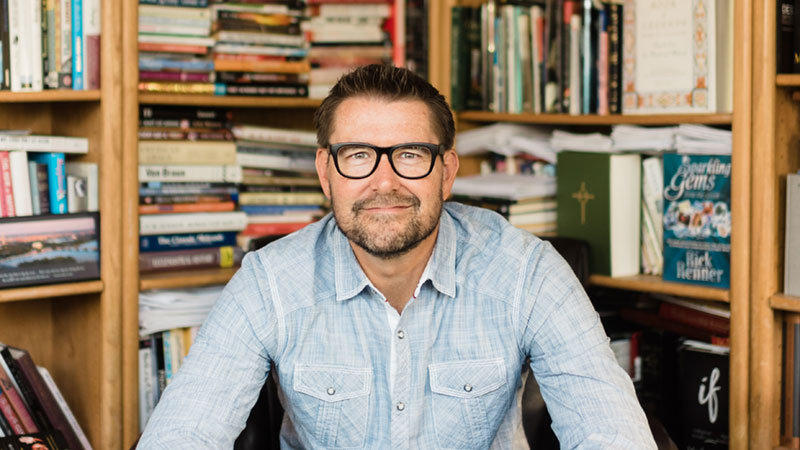 Pastor Mark Batterson Says God is 'Activating the Gifts of the Spirit' in New Ways Amid Coronavirus Pandemic and Racial Tension