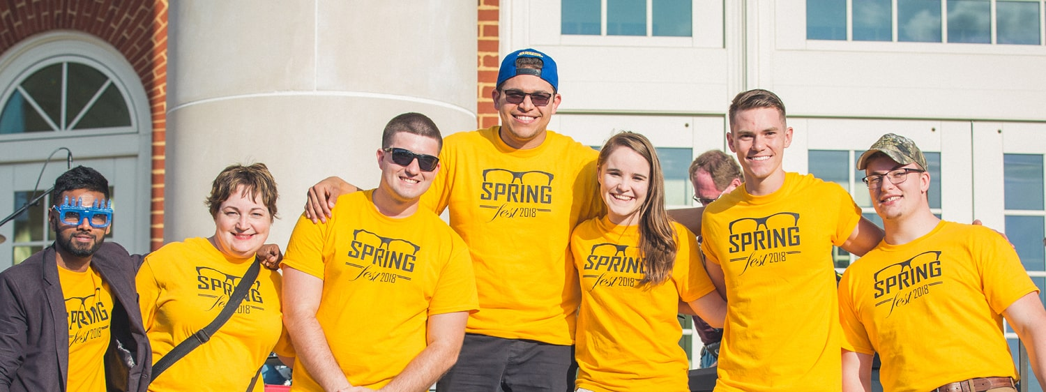 Regent University has a range of student organizations and leadership opportunities.