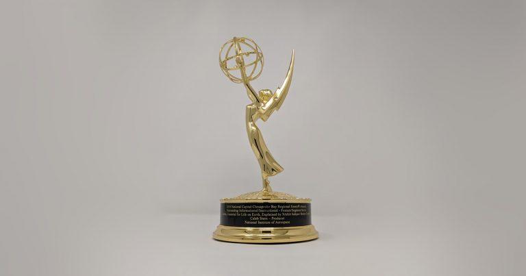 Regent University Notable Alumni Caleb Stern Emmy Award