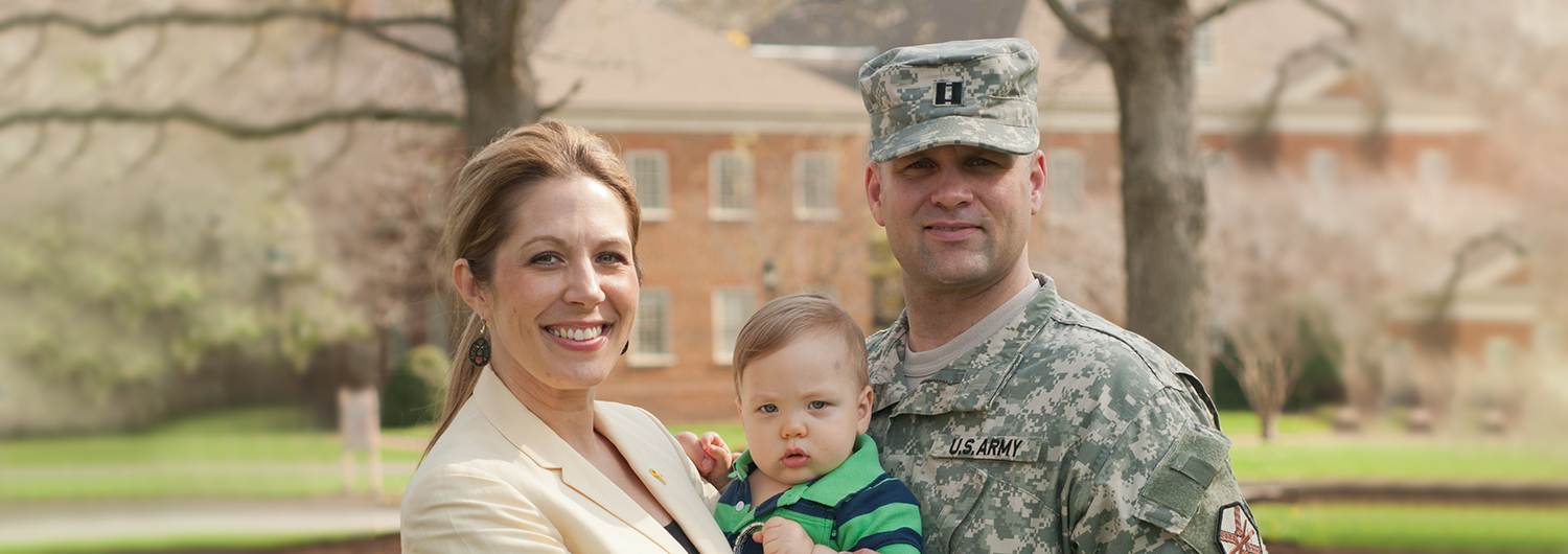 Regent University, Virginia Beach, is recognized as a military-friendly school.