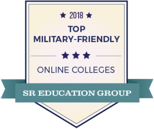 2018 Top Military-Friendly Online Colleges - SR Education Group