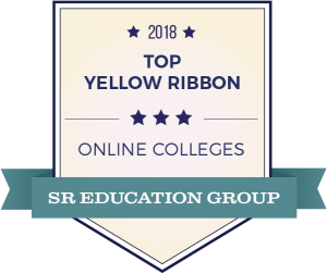 2018 Top Yellow Ribbon Online Colleges SR Education Group