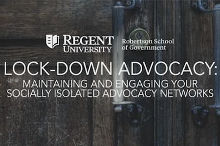 Lockdown Advocacy