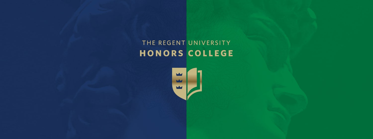 The honors college of Regent University, Virginia Beach, offers a challenging curriculum, collaborative environment and Christ-centered foundation.