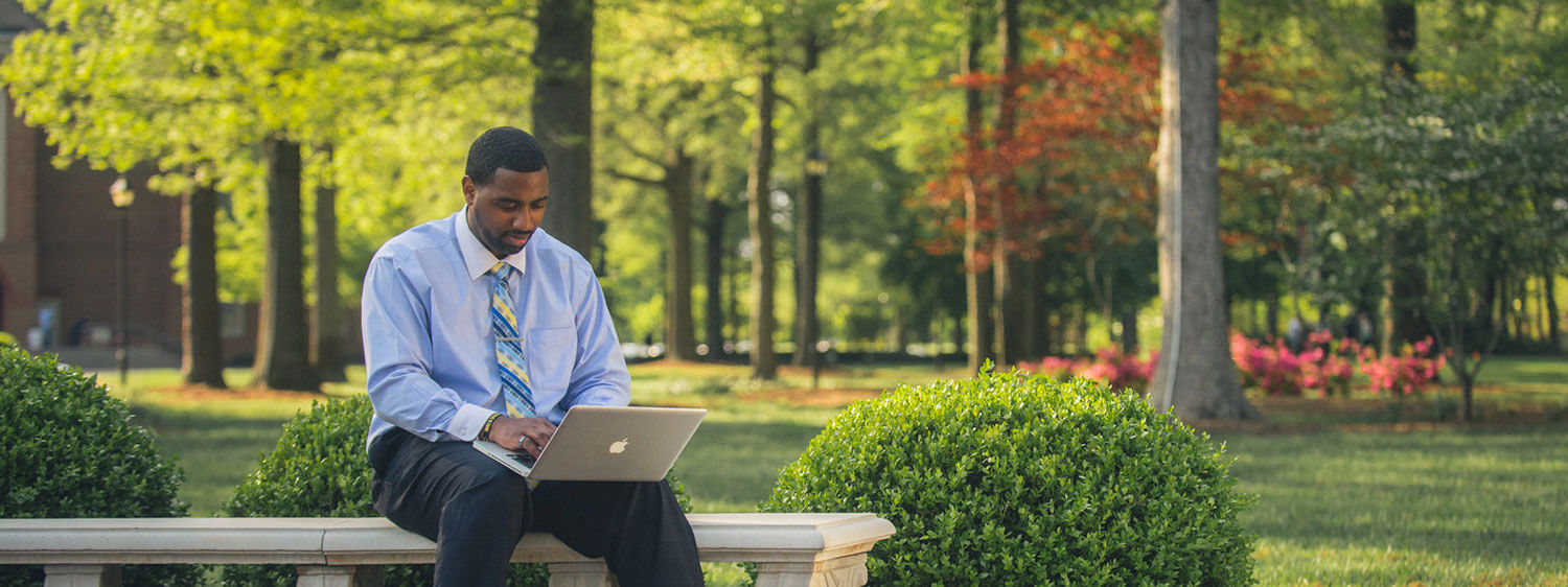 Prospective students can use the online application system to apply to the Regent University School of Divinity, Virginia Beach.
