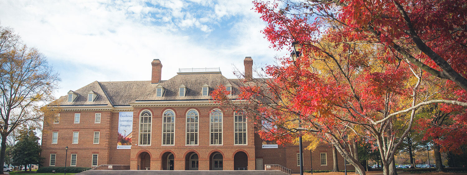 The Robertson School of Government, Regent University, allows students to pursue a dual degree with the School of Law to obtain a Juris Doctor.