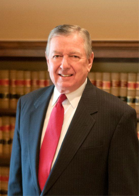 Former U.S. Attorney General John Ashcroft.
