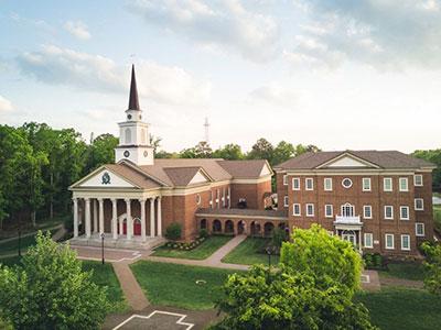 Regent University Shaw Chapel