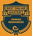 Regent University Ranked #26 in the Top 30 Best Online Master's in Human Resources Programs | Online Schools Report, 2019.
