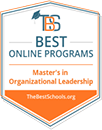 Top 25 Best Online Master's in Organizational Leadership Degree Programs | TheBestSchools.org, 2019.