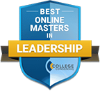 Regent University Ranked #18 of 25 Best Online Master's in Leadership Degrees | College Consensus, 2020