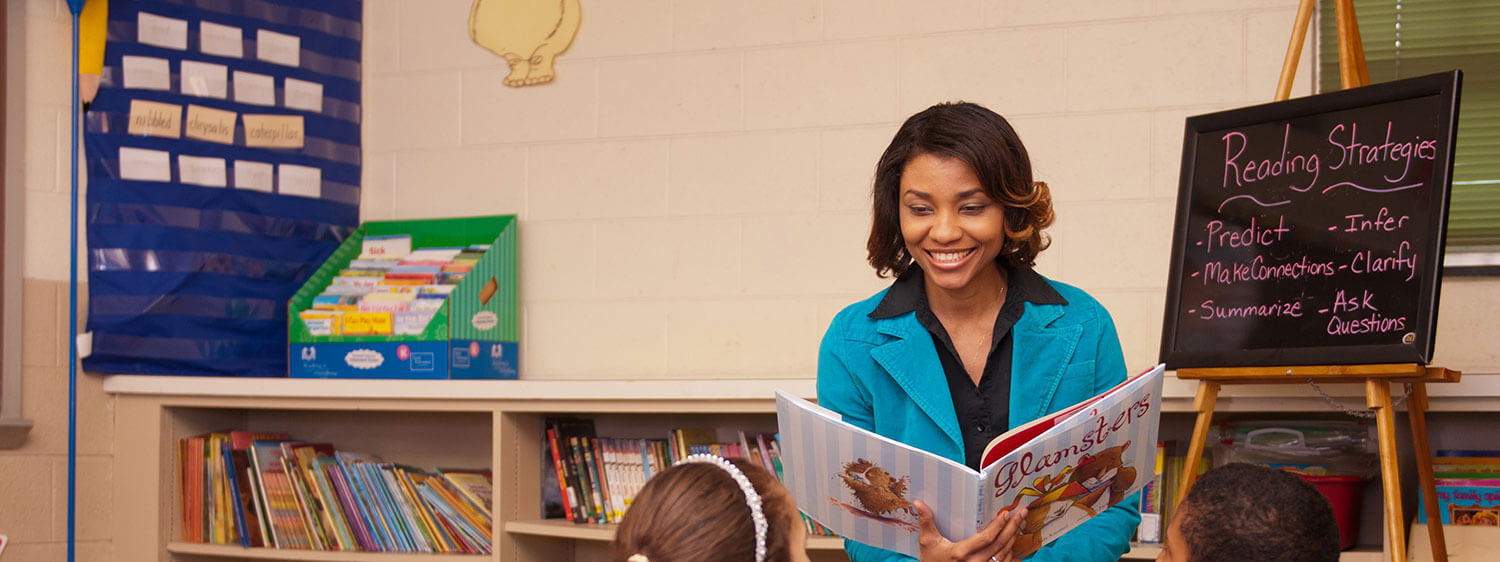 Regent University's School of Education equips students to excel in their field.