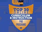 Top 30 Online Curriculum & Instruction Ph.D. Programs, 2019
