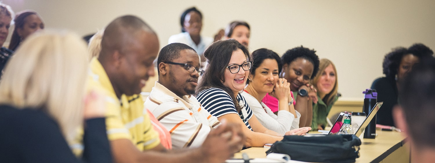 Regent's adult education master's program addresses a growing need for TESOL professionals.