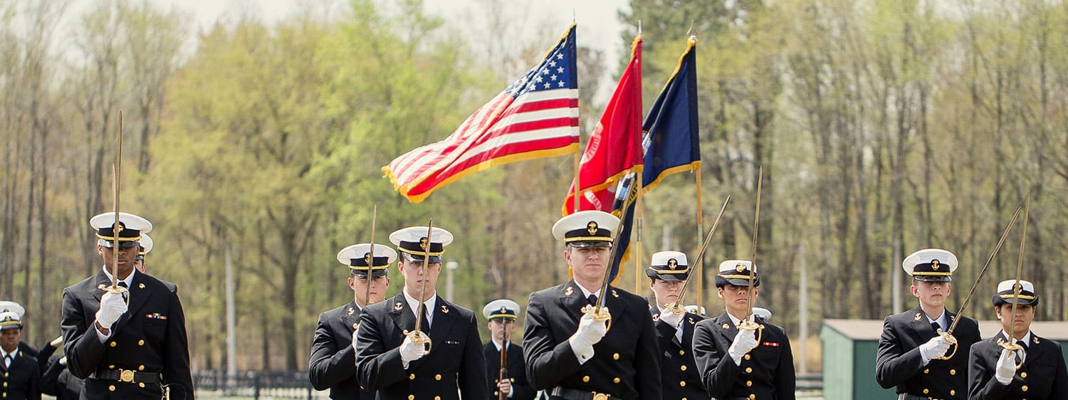 Regent University was ranked #1 for Military Friendliness in Private Institutions Category by Military Friendly.