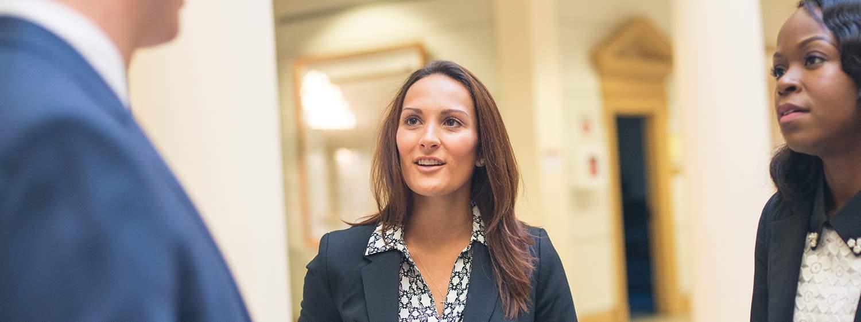 Pursue an online business law program at Regent University, Virginia Beach.