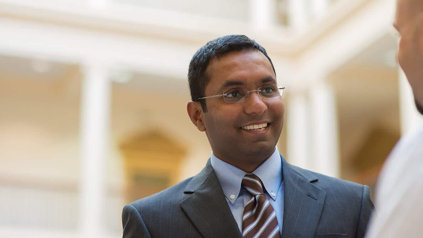 An alumnus: Pursue your Juris Doctor (JD) degree part-time at Regent University, Virginia Beach.