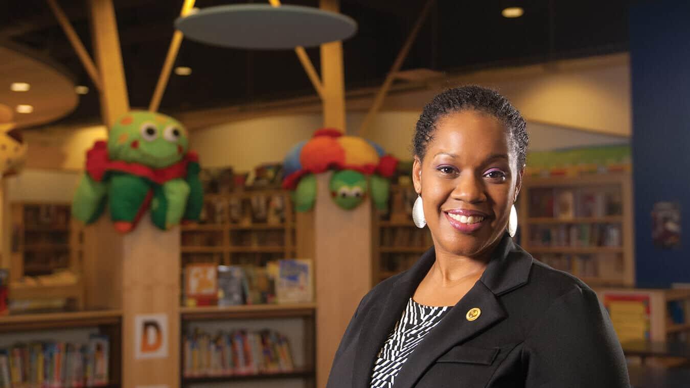 A teacher: Pursue a special education degree online at Regent University, Virginia Beach.