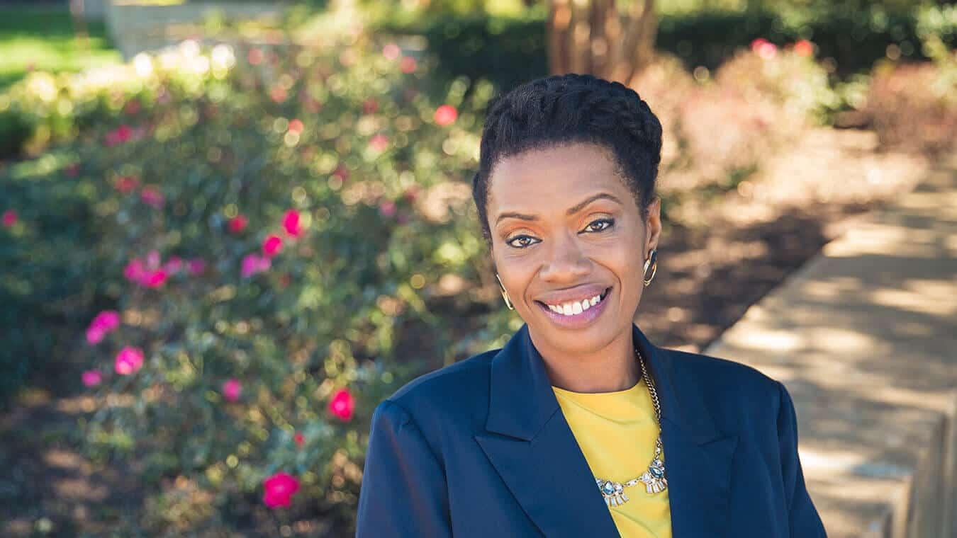 An alumna: Explore the Master's in Education - Educational Leadership program at Regent (online / Virginia).