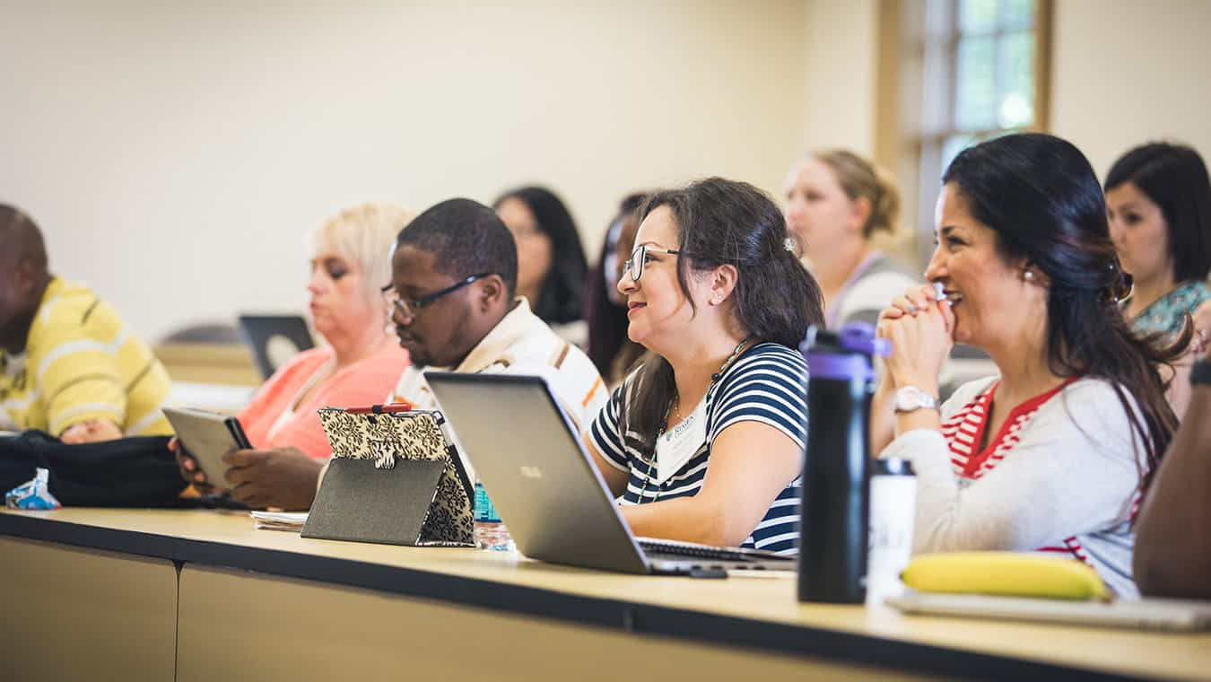 Pursue a Doctor of Education (Ed.D.) in Adult Education degree at Regent University.