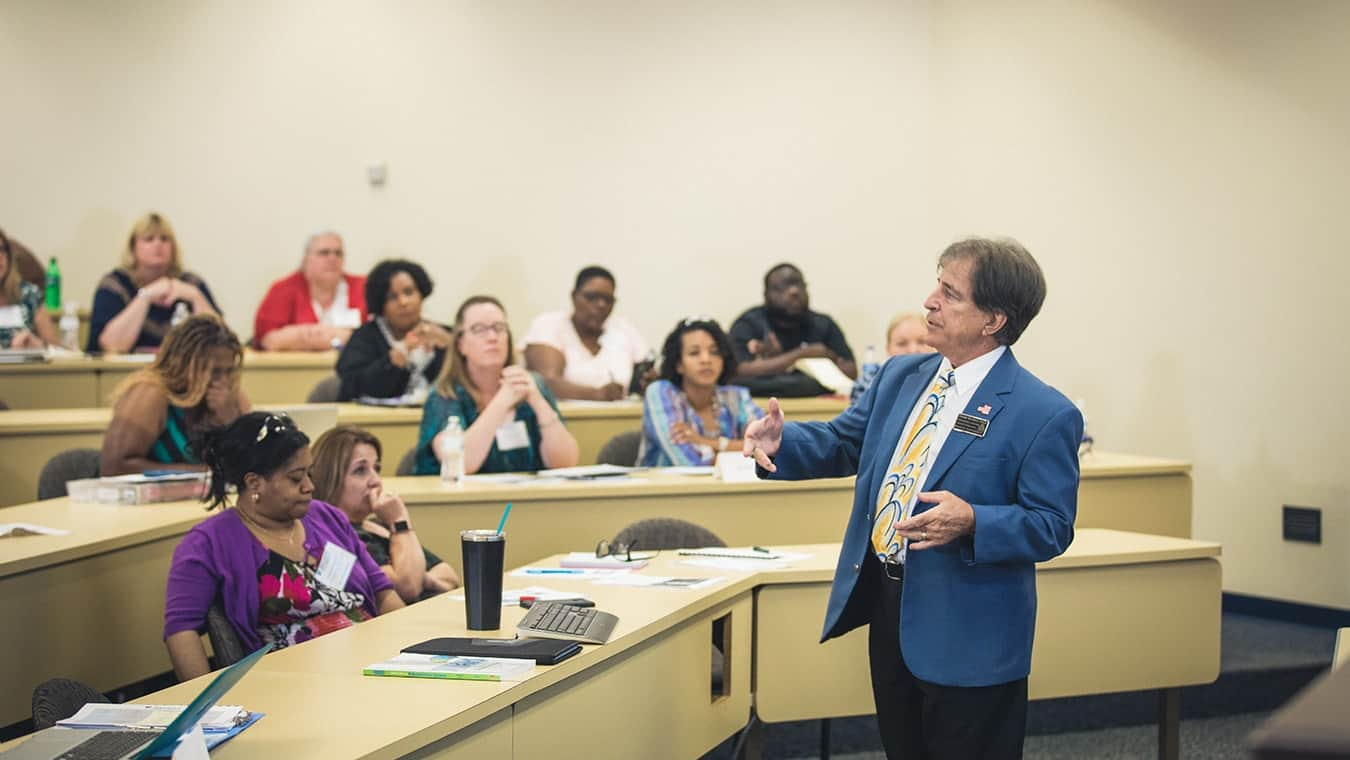 Pursue a Doctor of Education in Advanced Educational Leadership degree at Regent University.