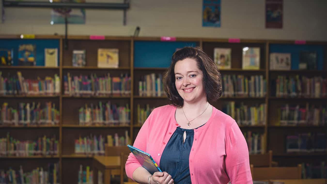 An alumna: Pursue a Doctor of Education (Ed.D.) – Christian Education Leadership degree at Regent University.