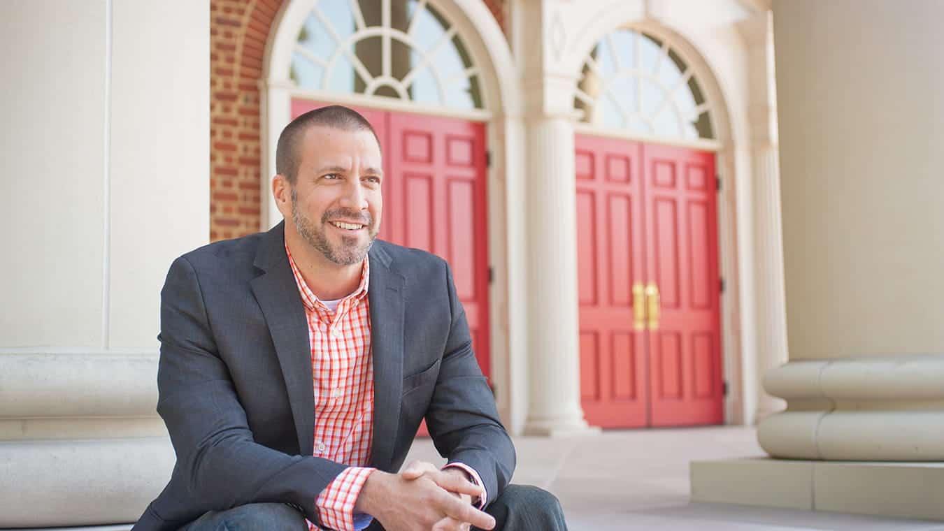 An alumnus: Pursue a Master of Theology – Biblical Studies degree at Regent University.