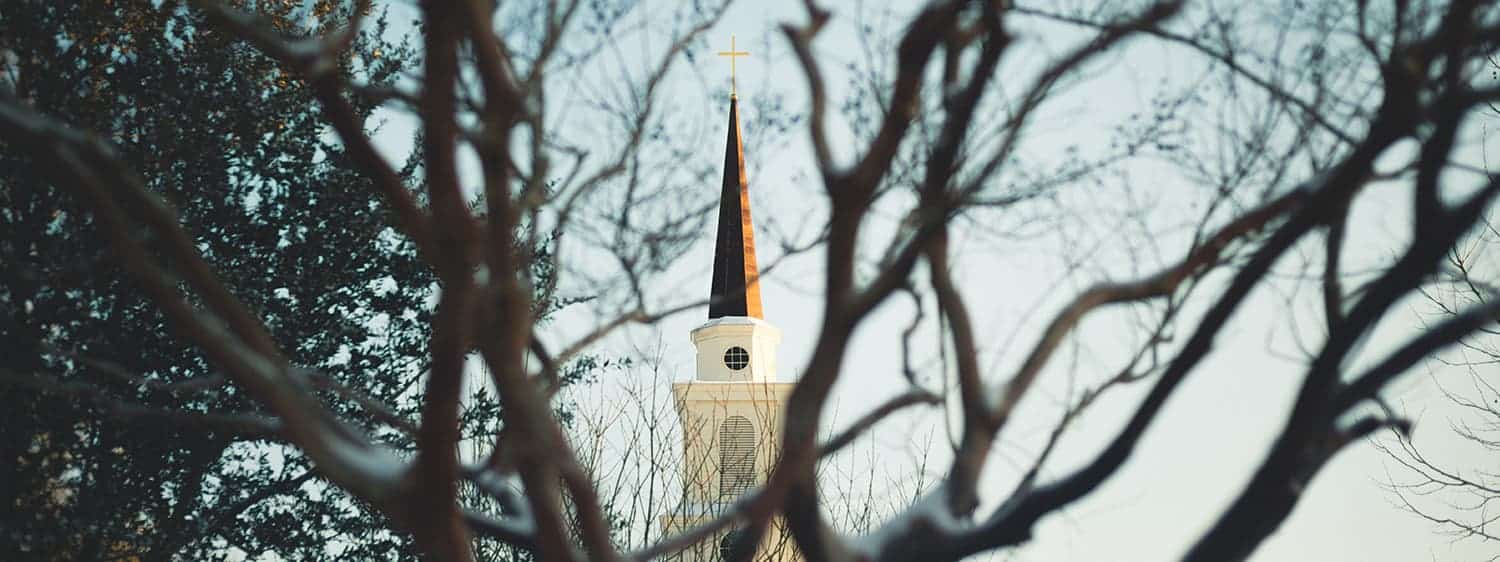 Regent University offers a church history certificate program online and in Virginia Beach.