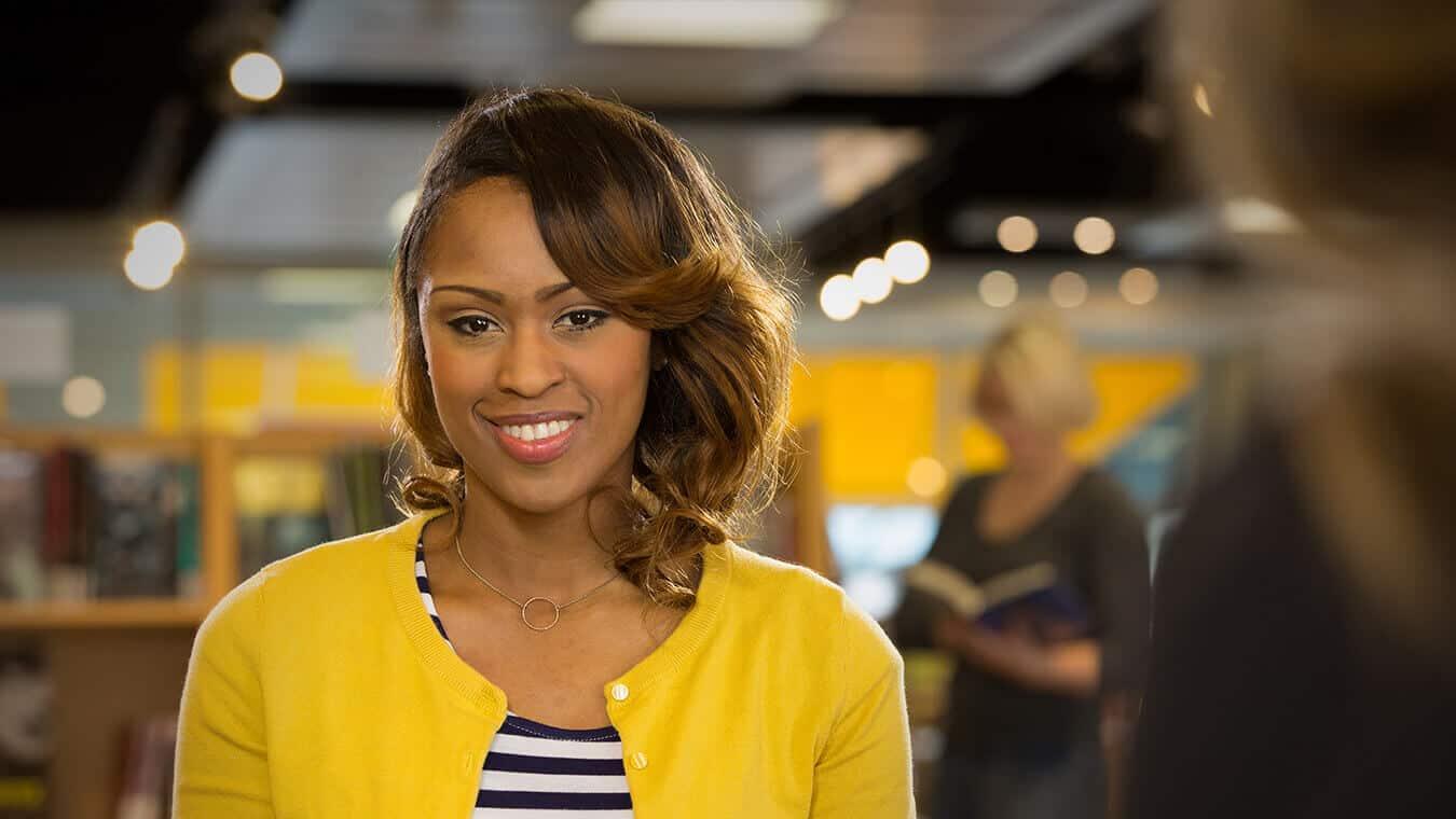 An alumna: Explore Regent's online M.A. in Communication - Media and Arts Management program.
