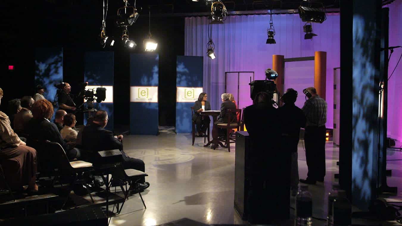 A show being filmed: Regent University offers communication, arts and English minors online and in Virginia Beach, VA 23464.