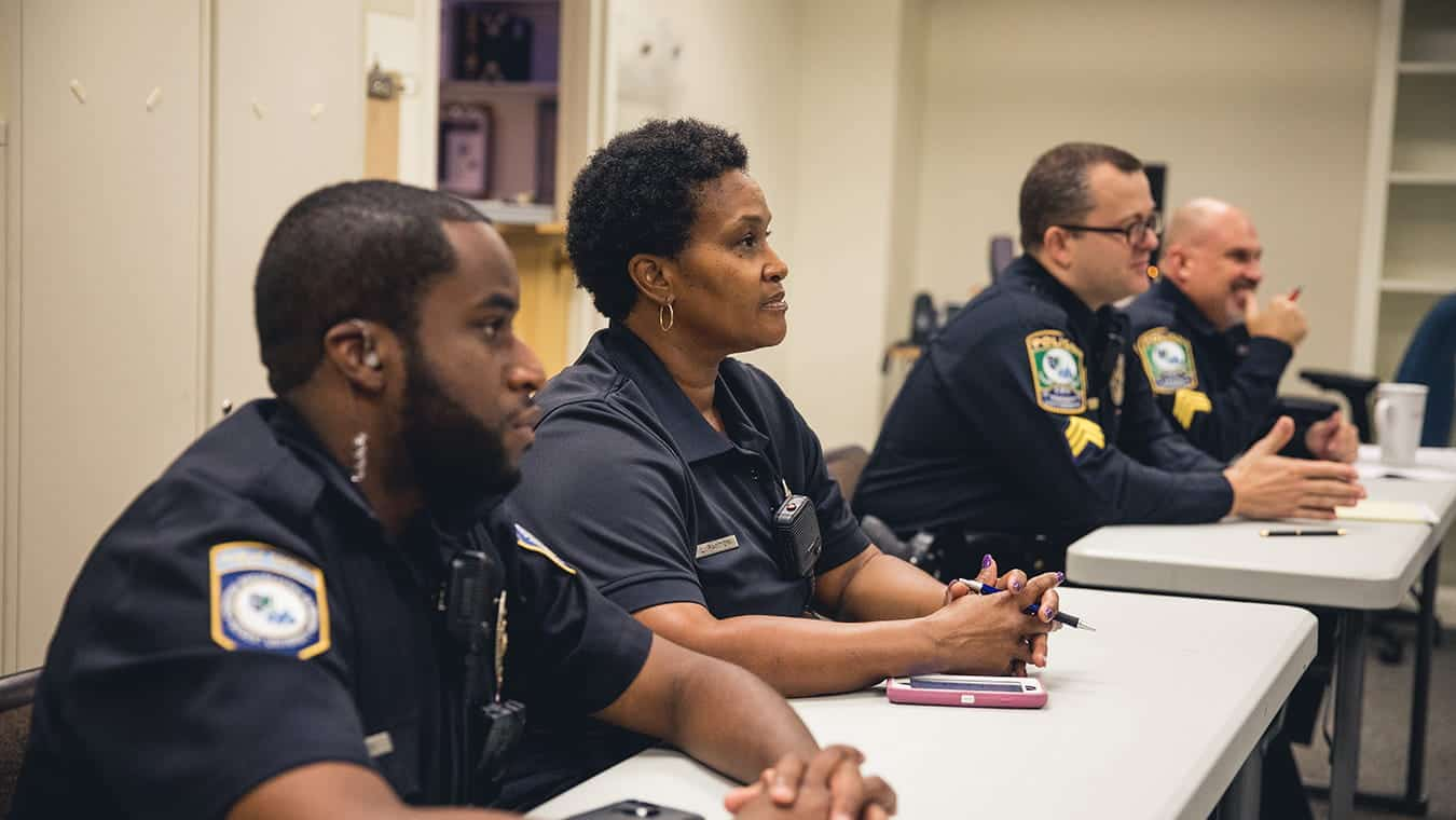 Police officers: Pursue Regent's B.S. in Criminal Justice - Corrections online or in Virginia Beach, VA 23464.