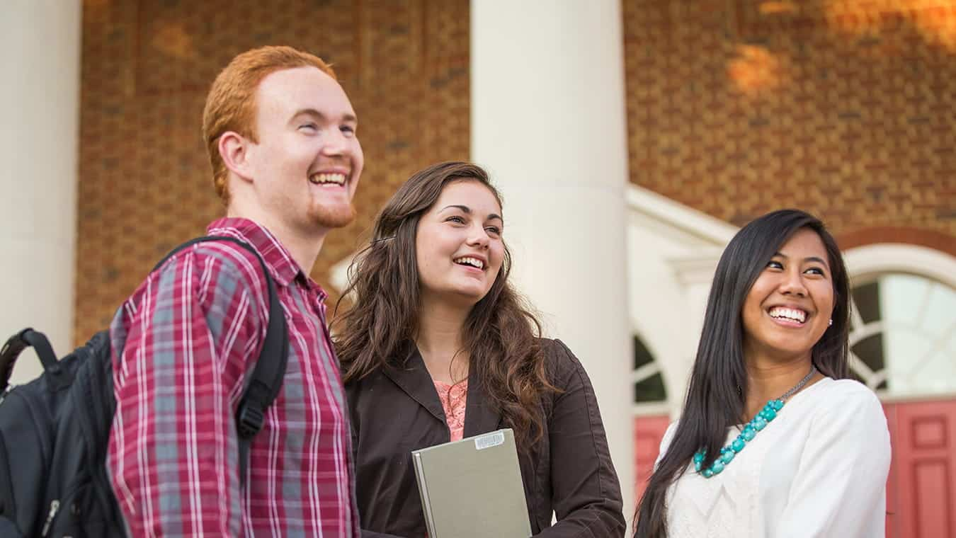Pursue your BA in English degree with a European History concentration at Regent University.