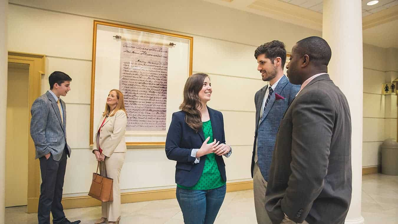 Explore the BA in Government - International Relations and Foreign Policy degree program offered by Regent University.