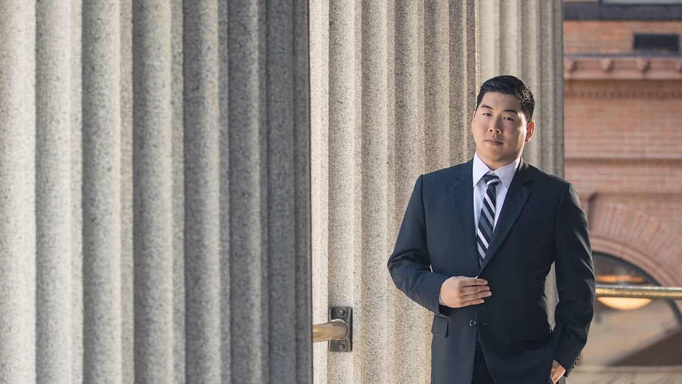 A Regent alumnus: Pursue Regent's B.S. in Criminal Justice - Homeland Security online or in Virginia Beach, VA 23464.
