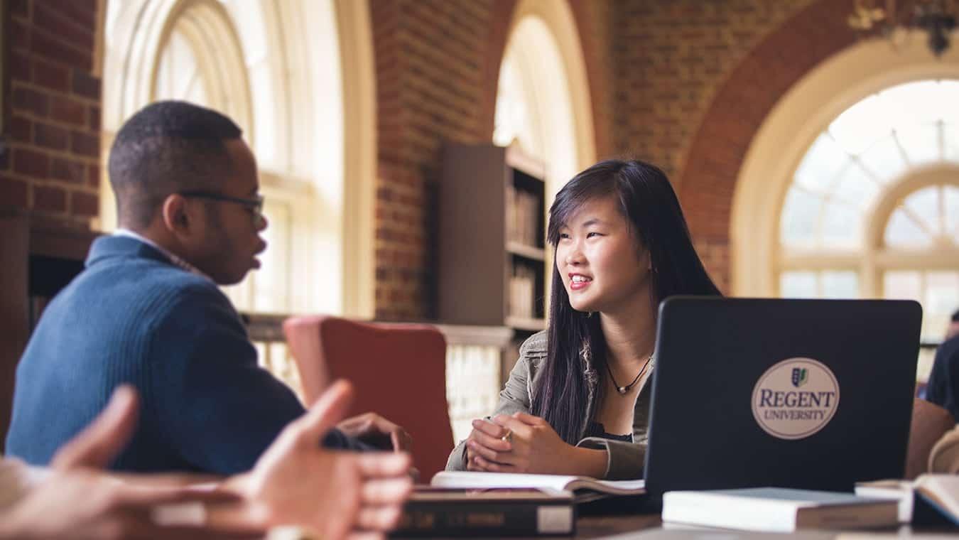 Explore Regent University's online leadership minor.