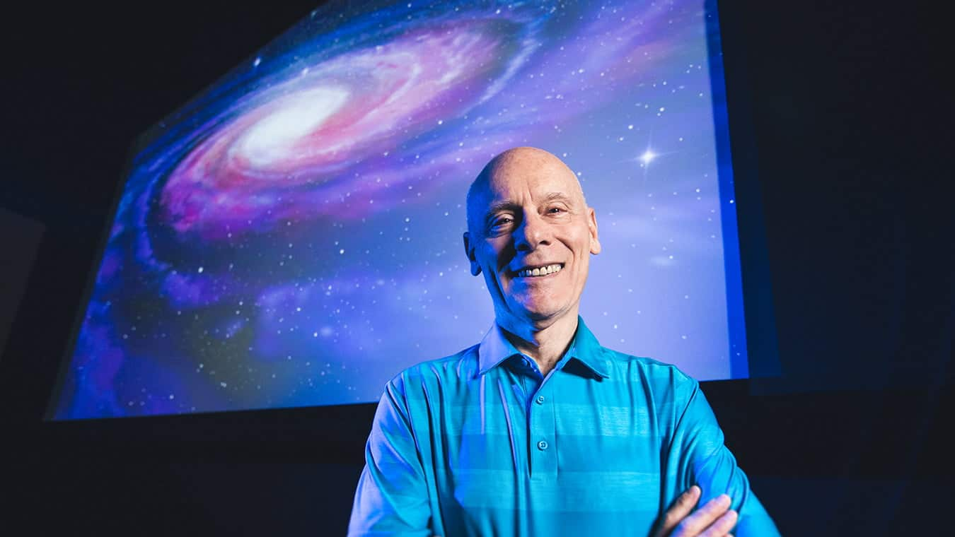 Dr. Hugh Ross: Regent University offers a cosmogony minor online and in Virginia Beach, VA 23464.