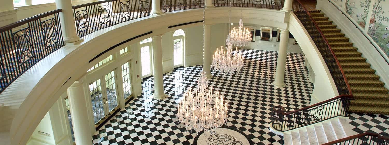 Visit Regent University's beautiful Performance Arts Center.
