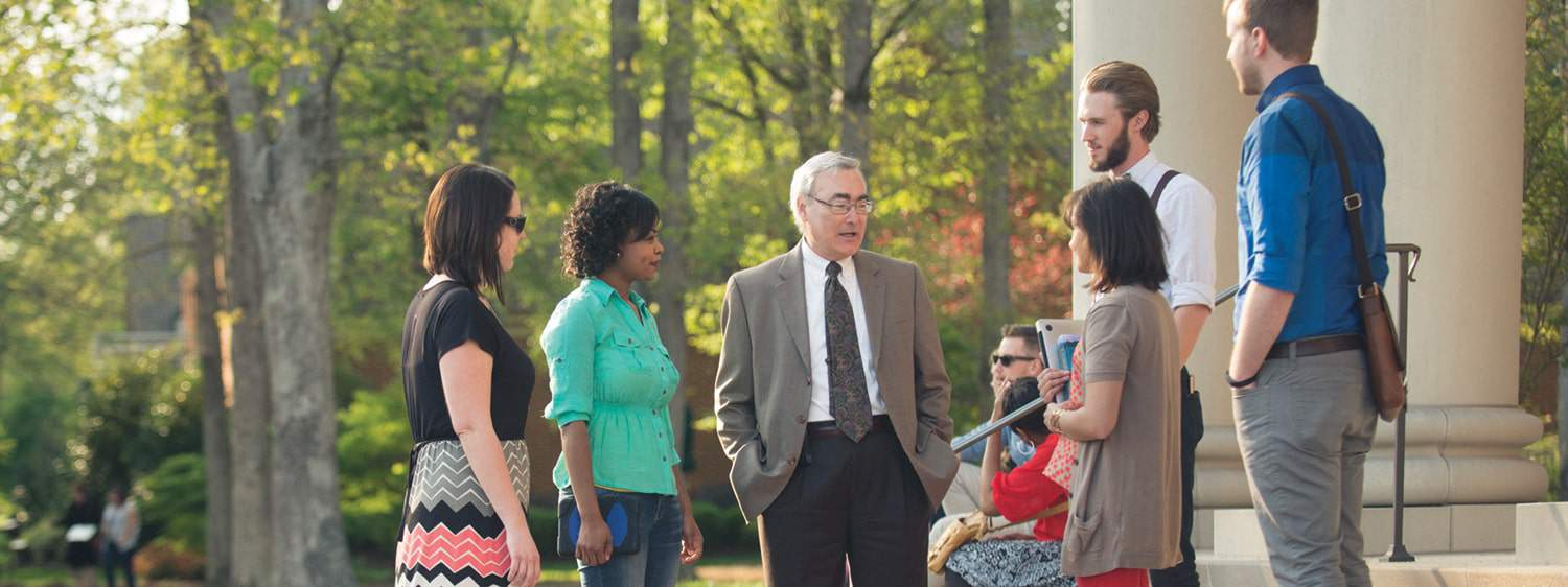 In an honors college, students are exposed to mentorship and networking opportunities.
