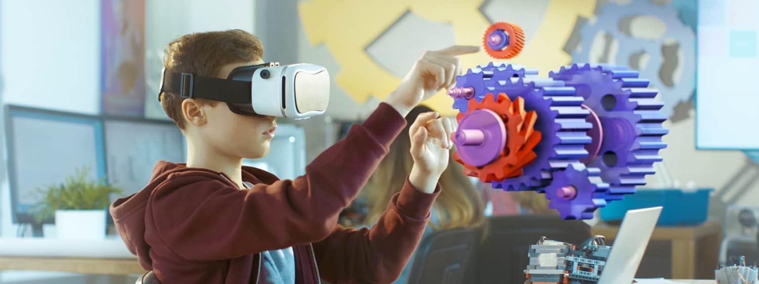 Augmented Reality apps have been gaining attention for their ability to engage students.