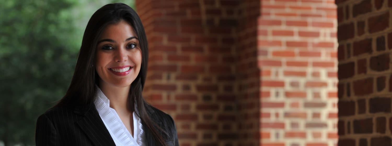A graduate on campus: Pursue Regent's international business program online or in Virginia Beach, VA 23464.