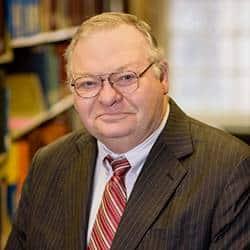 Bruce E. Winston, Ph.D., the Regent University School of Business & Leadership.