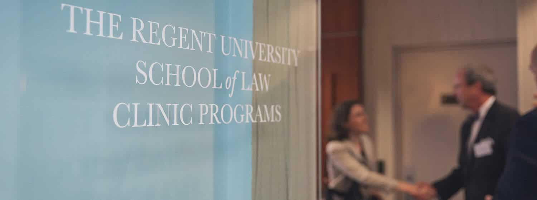 Regent Law Norfolk Law Clinic