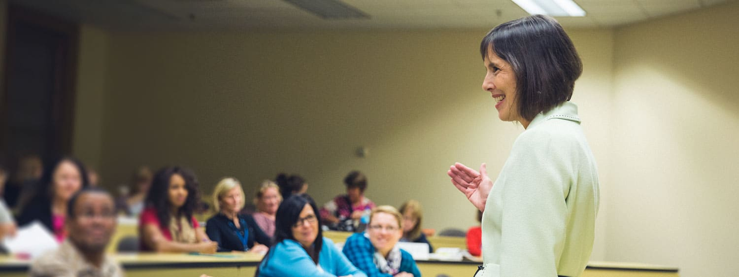 Pursue your EdS in Educational Leadership - Curriculum and Instruction at Regent University.
