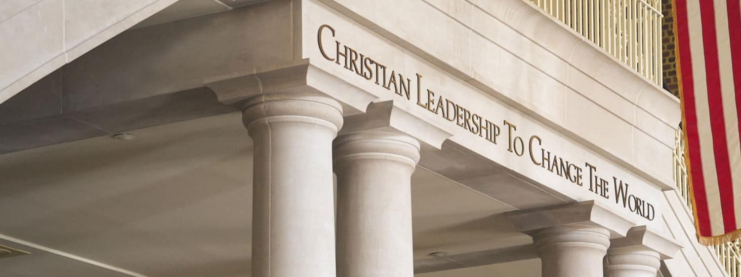 Regent University School of Law offers education from a Christian worldview