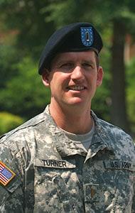 Darren Turner, M.A. '06
