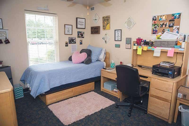 Dorm Bedroom