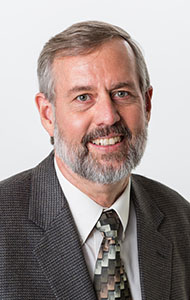 Eric Newberg, Ph.D. in Theological Studies, '08