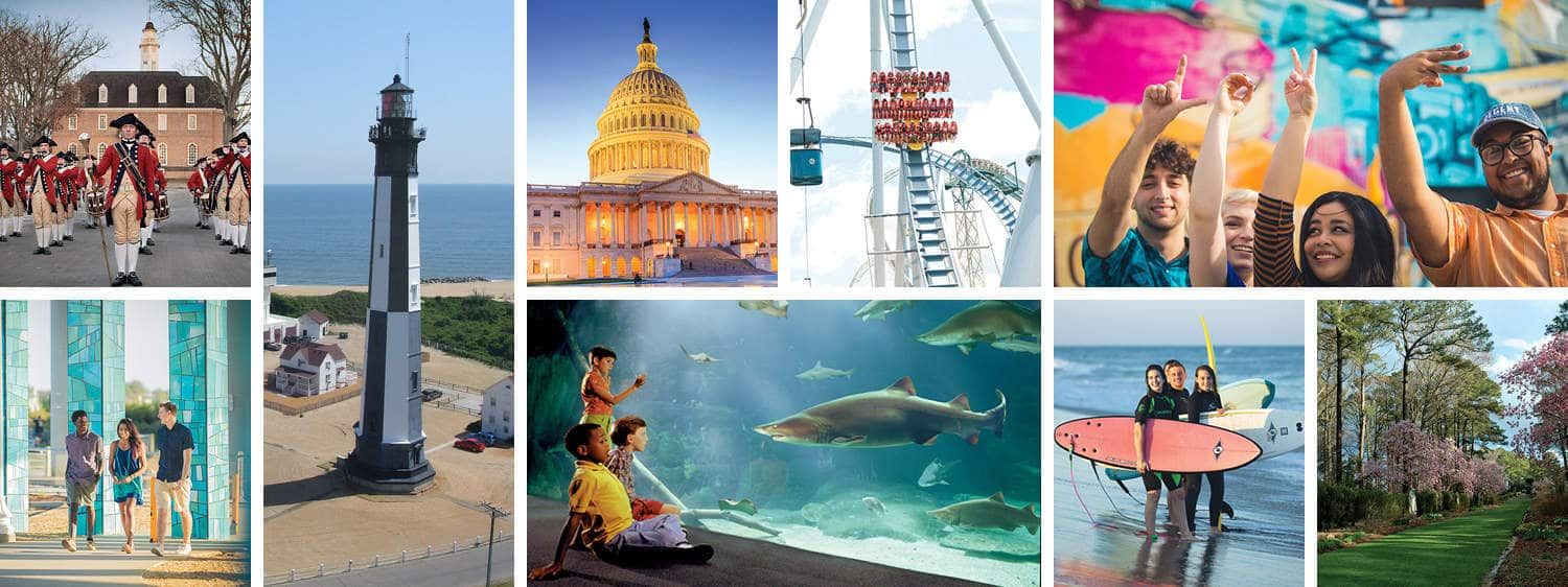 Learn about things to do in beautiful Virginia Beach, the city that Regent University is located in.
